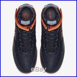 $170 Nike Sz 14 Limited Edition Air Force 1 NYC High PRM QS SF1 Af1 Boot Jordan