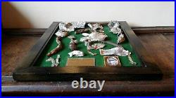 1940 Large Battle Of Britain Relic Board German Aircraft Ju-88 Treyford Sussex