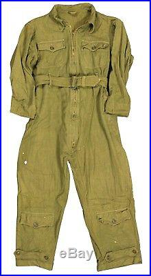 1941-1945 WW2 USAAF Army Air Forces Summer Flight Suit