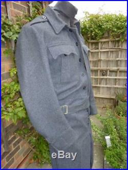 1944 WWII War Service Royal Air Force Battledress Blouse, Trousers Uniform