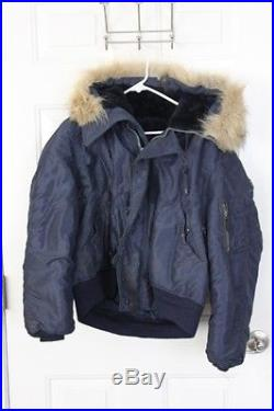 1950s USAF Grouping Named Air Force Pilot Flight Gear Blue N2A jacket D1A pants