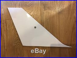 1/36 Air Force One 1 Model Tail Boeing 747 Vc25 USA President Usaf United States