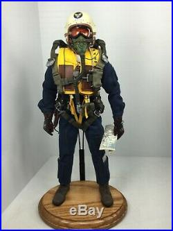 1//6 Scale DRAGON Pilote Costume et Casque Lot