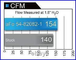 AFe Magnum Force Cold Air Intake For 11-17 BMW 535i 640i F10 F12 N55 3.0L Turbo