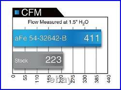 AFe Magnum Force Cold Air Intake Kit For 15-17 Ford F150 2.7L 3.5L V6 EcoBoost