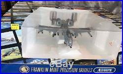 A-10 Warthog Usaf B11b918 Franklin Mint Armour Diecast 148 Rare