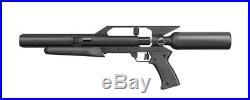 AirForce TalonP PCP Air Rifle Spin-Loc Black 0.25 cal PCP Air Rifle