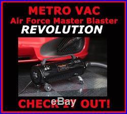 Air Force Master Blaster Revolution MB-3CD SWB Car Motorcycle Dryer MB-3CDSWB