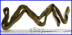 Air Force USAF Military Army Issued Cargo Towing Straps Huge Lot 40 lbs Loop