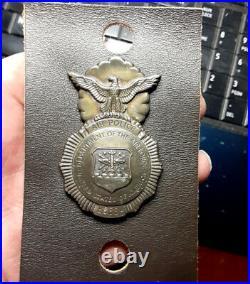 Air Police Badge Air Force Vietnam Era Tan Son Nhut OBSOLETE MILITARY USAF