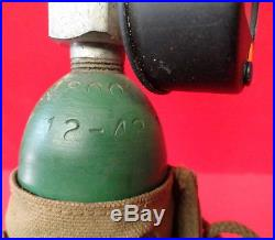 Army Air Forces Type H-1 Emergency Bail Out Oxygen Bottle