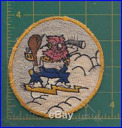 Authentic Air Force USAF 32nd Tactical Reconnaissance Squadron RF-101
