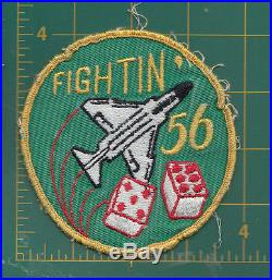 Authentic Air Force USAF 4456th CCTS, Davis-Monthan AFB, F-4C