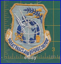 Authentic Air Force USAF Great Falls Air Defense Sector, Malmstrom AFB