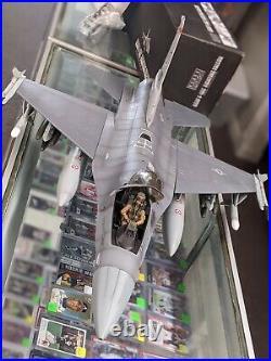 BBI Elite Force USAF F-16C Fighting Falcon 118 Scale Enduring Freedom