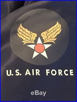 BUZZ RICKSON'S B-15C Flight Jacket Size44 Toyo-USAF Military LARGE
