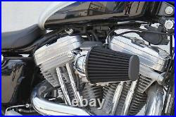 Chrome Screaming Eagle Style Air Cleaner, For 1991-2015 Sportster 883 1200 XL