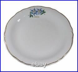Dwight D. Eisenhower Presidential Plate Shenango from Air Force One RARE