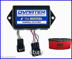 Dynatek CDI Ignition + Uni Air Filter Intake Kawasaki Brute Force 750 Dyna FS