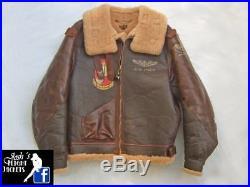 Eastman b3 bomber jacket