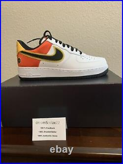 FREE SHIPPING Nike Air Force 1 Roswell Raygun 2021 Size 9 DS/Brand New
