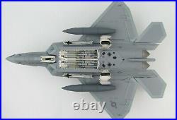 F-22 Raptor 172 Hobby Master Diecast Model USAF Jet Fighter Airplane HA2811B