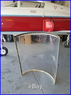 F-5 Jet Fighter rear canopy