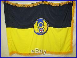 Flag906 WW 2 US Army 8th Air Force USAF Flag W9F