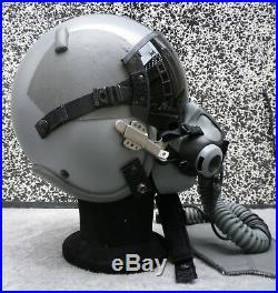 Flight helmet HGU-55 MBU-20 oxygenmask