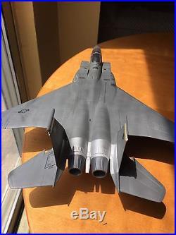 Franklin Mint Armour F-15E Eagle USAF Desert Storm 1/48 Scale Die Cast