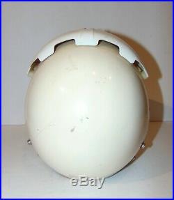 Gentex HGU-22/P Single Visor USAF Pilot Flight Helmet, Nice Project Helmet