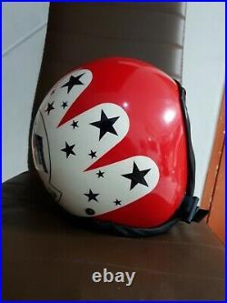 Gentex Hgu-55 USAF Thunderbird Flight Helmet
