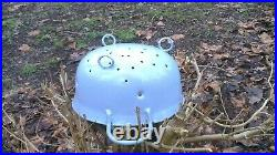 German Paratroopers Falschirmjäger Helmet Made In To A Strainer