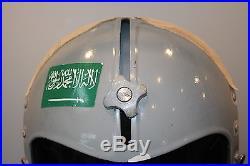 HGU-33 P pilot flight helmet Saudi Arabia Air Force USAF F-15 F-5