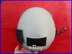 Helmet Pilots Flyers Flight Us Air Force Military Hgu-55/p Gentex Dark Visor +
