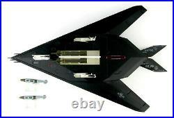 Hobby Master 172 USAF Lockheed F-117A Nighthawk Stealth Attack Aircraft #HA5808
