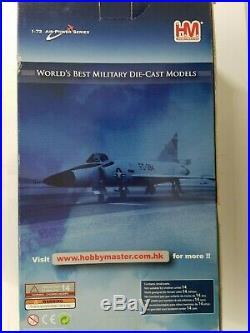 Hobby Master F-102A Delta Dagger HA3101 USAF 317th FIS, Vietnam Interceptor NIB
