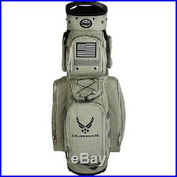 Hot-Z Golf Bags Military Air Force Cart Bag USAF