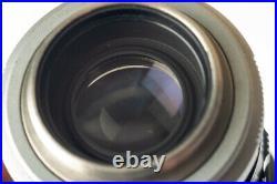 Kinoptik Lens 9mm 1/1.5 C Mount Lens Kinoptik Paris Government USAF Lens (6874)