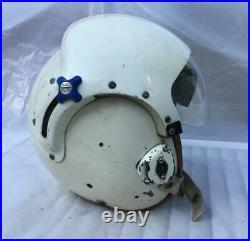 Korea Vietnam War Era USAF American Fighter Pilot Helmet FSN 1660-440-5553