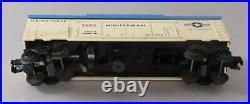 Lionel 3666 Vintage O USAF Minuteman Missile Car withCannon RARE