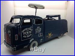 Marx ORIGINAL Ridem Air Force Defense Truck NOS