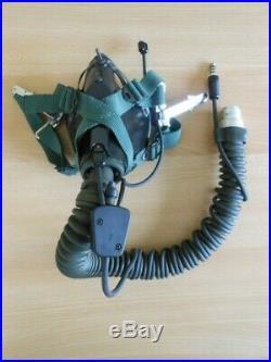 Mbu-5/p Oxygen Mask German Air Force Hgu Sph