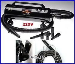 Metro Vac Air Force Master Blaster MB-3CD 220V Car Motorcycle Dryer Australia