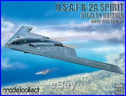 Modelcollect UA72206 USAF B-2A Spirit Stealth Bomber with Mop GBU-57 172