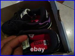 NIKE AIR FORCE 1'07 TRIPLE BLACK size 6y Women's size 7.5