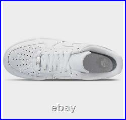 NIKE AIR FORCE 1'07 TRIPLE WHITE 315122 111 Men's sizes 8-14 BRAND NEW IN BOX