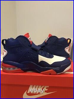 New Nike Air Force Max CB 2 Hyperfuse HYP Barkley 2013 USA 76ers Foamposite 11