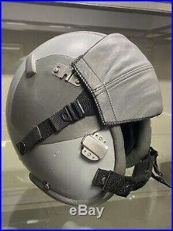 Nice USAF Large HGU-55/p Pilot Flight Helmet Complete