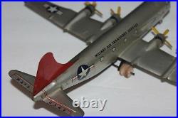 Nice Vintage 1940's Wyandotte Usaf Military Air Transport Service Airplane